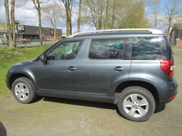 verkauft skoda yeti 2 0 tdi l k 4x4 au gebraucht 2014 km in weinheim. Black Bedroom Furniture Sets. Home Design Ideas