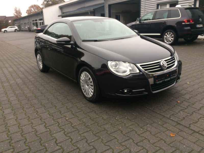 verkauft vw eos 2 0 tsi dsg gt sport gebraucht 2009 km in solingen. Black Bedroom Furniture Sets. Home Design Ideas