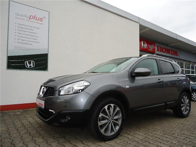 verkauft nissan qashqai 2 0 dci tekna gebraucht 2012 km in emsdetten. Black Bedroom Furniture Sets. Home Design Ideas