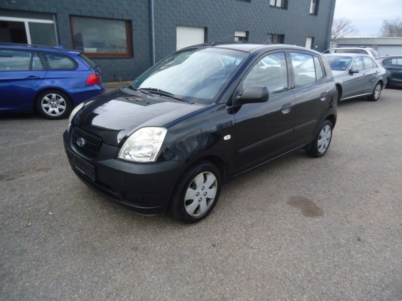 verkauft kia picanto 1 1 lx gebraucht 2004 km in landau. Black Bedroom Furniture Sets. Home Design Ideas