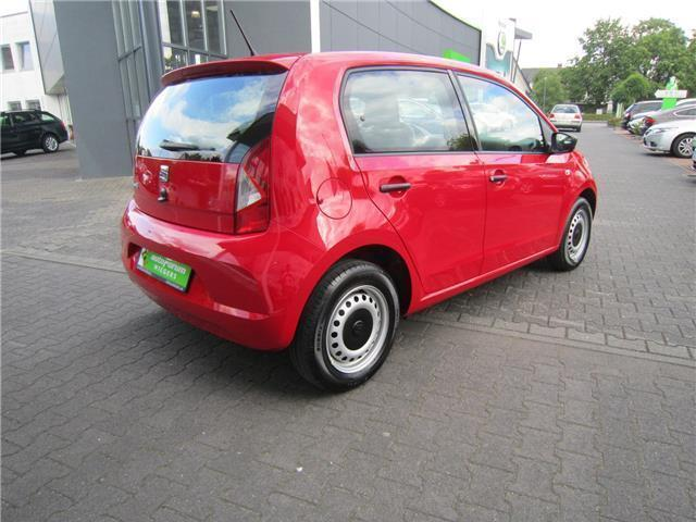 verkauft seat mii 1 0 reference 5 t re gebraucht 2014 km in herford. Black Bedroom Furniture Sets. Home Design Ideas