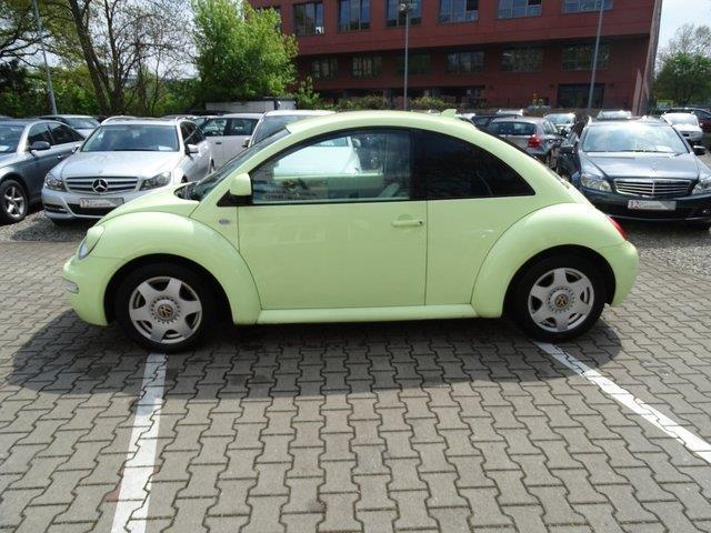 verkauft vw beetle new2 0 gebraucht 1999 km in berlin. Black Bedroom Furniture Sets. Home Design Ideas