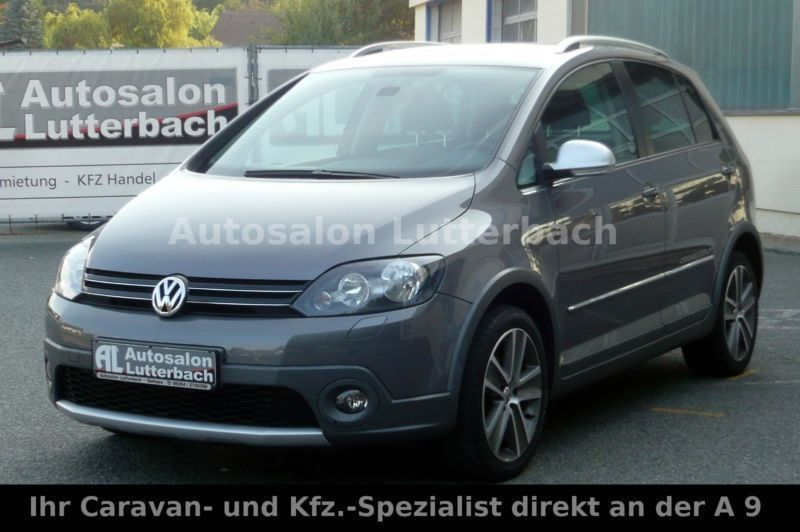 verkauft vw golf plus cross golf vi 1 gebraucht 2011. Black Bedroom Furniture Sets. Home Design Ideas