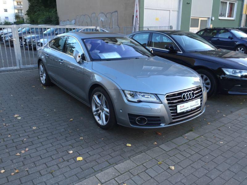 verkauft audi a7 3 0 tfsi quattro s tr gebraucht 2011 km in bielefeld. Black Bedroom Furniture Sets. Home Design Ideas