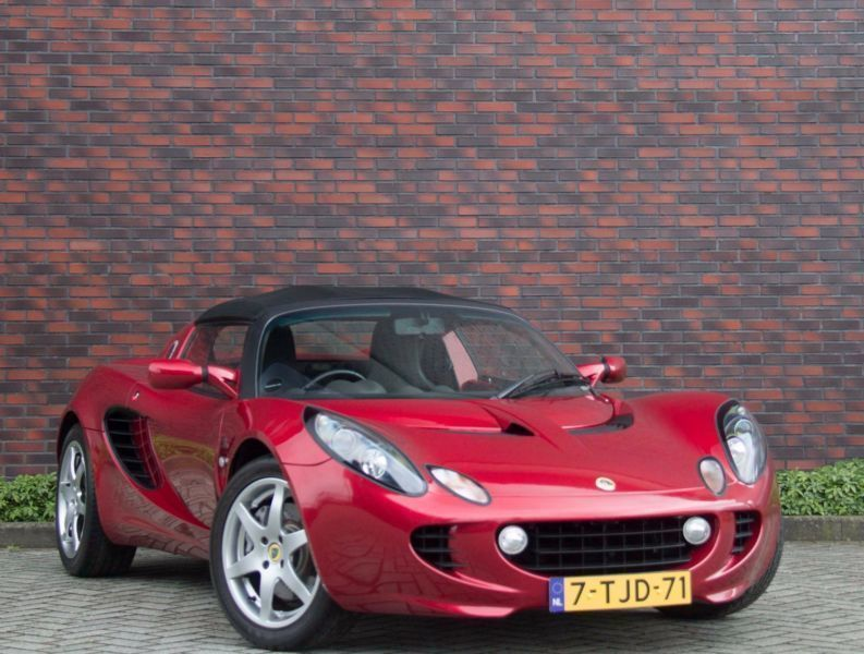 verkauft lotus elise 111s clubsport gebraucht 2008 35. Black Bedroom Furniture Sets. Home Design Ideas