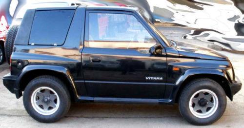 Gebraucht Suzuki Vitara Cabrio Mit HARDTOP Automatik