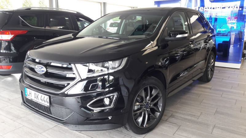 verkauft ford edge 2 0 tdci bi turbo 4 gebraucht 2016 km in rutesheim. Black Bedroom Furniture Sets. Home Design Ideas