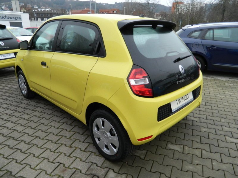 verkauft renault twingo life sce 70 gebraucht 2016 km in jena. Black Bedroom Furniture Sets. Home Design Ideas