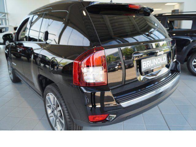 verkauft jeep compass 2 4 limited 4x4 gebraucht 2015 15 km in weinstadt endersb. Black Bedroom Furniture Sets. Home Design Ideas