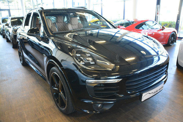 verkauft porsche cayenne diesel 21clas gebraucht 2016 km in h rth bei k ln. Black Bedroom Furniture Sets. Home Design Ideas