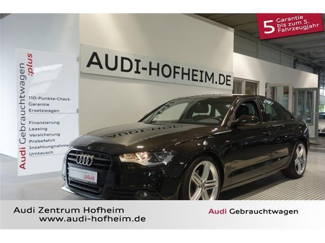 verkauft audi a6 2 0 tdi 130kw multitr gebraucht 2013 km in hofheim. Black Bedroom Furniture Sets. Home Design Ideas