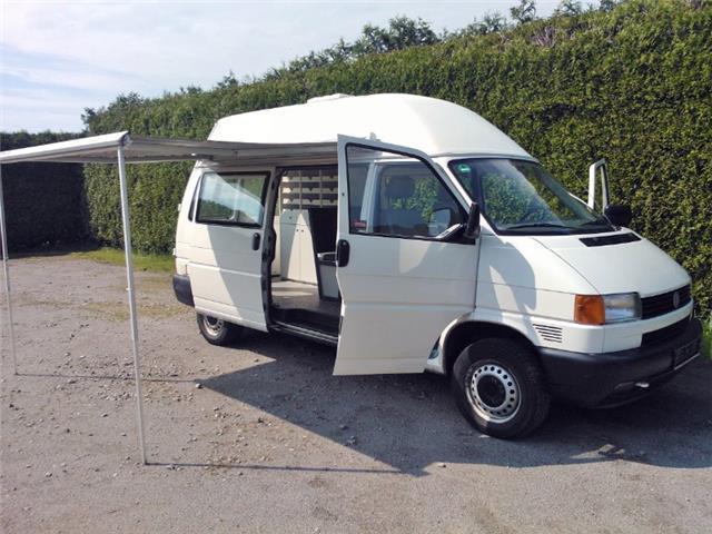 Verkauft Vw T4 2 5 Lang Hoch 1 Hd St Gebraucht 1996