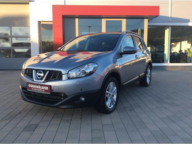gebraucht 2 2 0 dci dpf tekna nissan qashqai 2011 km in heitersheim. Black Bedroom Furniture Sets. Home Design Ideas