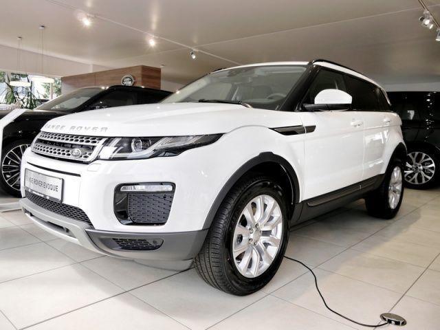 ▷ land rover range rover evoque 2.0 diesel 179 ps (2018) | erfurt