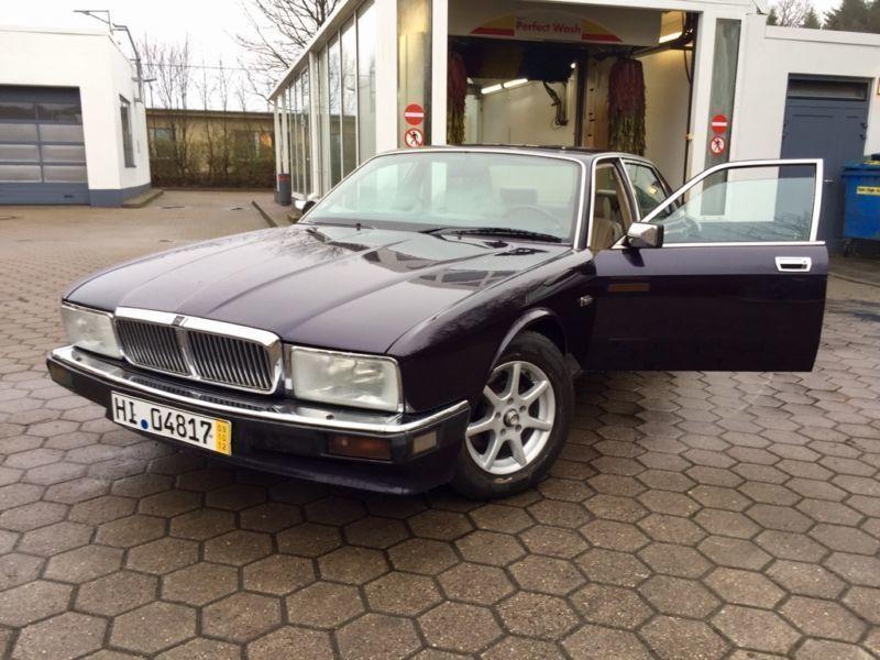 xj40 gebrauchte jaguar xj40 kaufen 15 g nstige autos zum verkauf. Black Bedroom Furniture Sets. Home Design Ideas