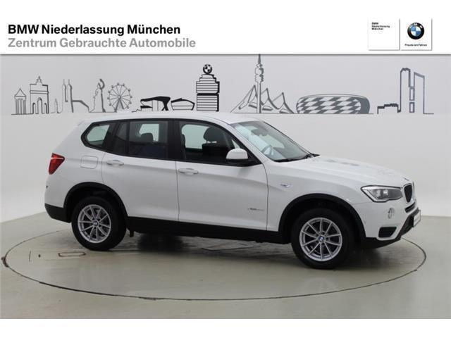 verkauft bmw x3 xdrive20d navi fse led gebraucht 2015 km in m nchen fr ttmaning. Black Bedroom Furniture Sets. Home Design Ideas