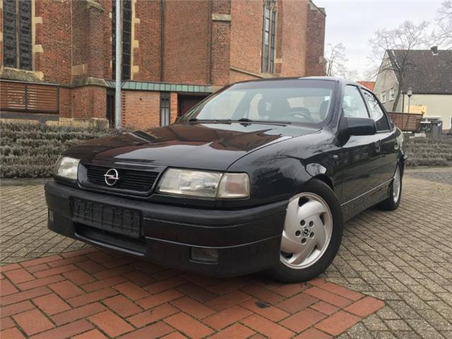 verkauft opel vectra turbo 4x4 gebraucht 1994 km. Black Bedroom Furniture Sets. Home Design Ideas