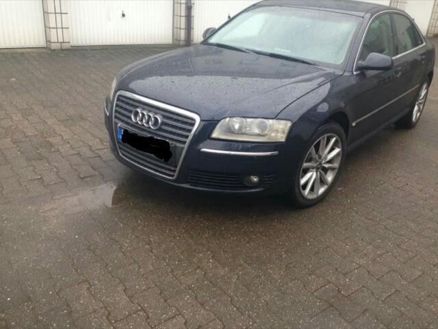verkauft audi a8 3 0 tdi quattro gebraucht 2005 km in krefeld. Black Bedroom Furniture Sets. Home Design Ideas