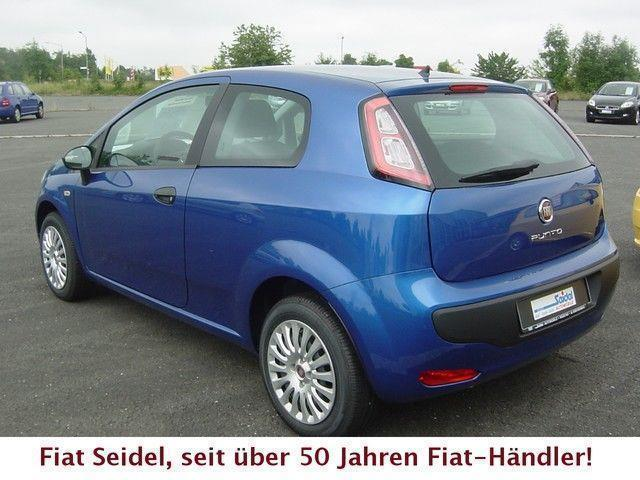 verkauft fiat punto evo punto evo 1 4a gebraucht 2011 km in hof. Black Bedroom Furniture Sets. Home Design Ideas