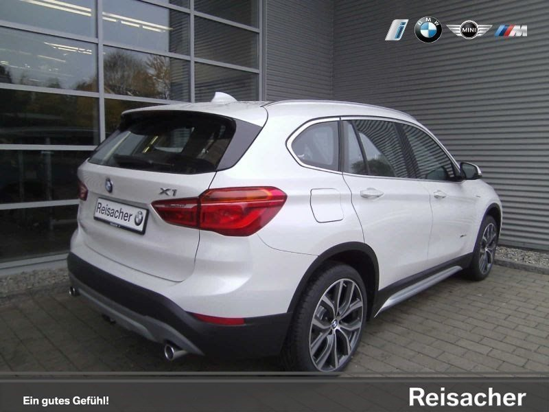 verkauft bmw x1 xdrive20d xline gebraucht 2015 km. Black Bedroom Furniture Sets. Home Design Ideas