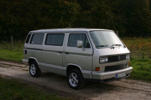 verkauft vw t3 vanagon gebraucht 1991 km in. Black Bedroom Furniture Sets. Home Design Ideas