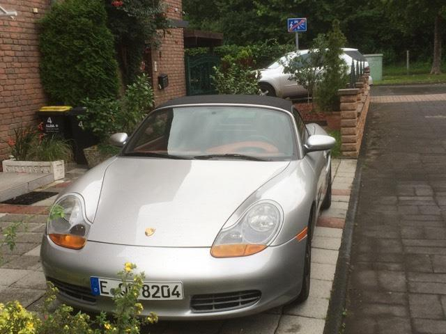 verkauft porsche boxster 986 gebraucht 1998 km in essen borbeck. Black Bedroom Furniture Sets. Home Design Ideas