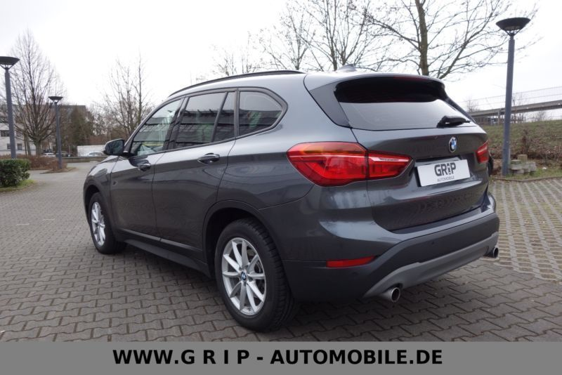 verkauft bmw x1 xdrive20d automatik le gebraucht 2015. Black Bedroom Furniture Sets. Home Design Ideas