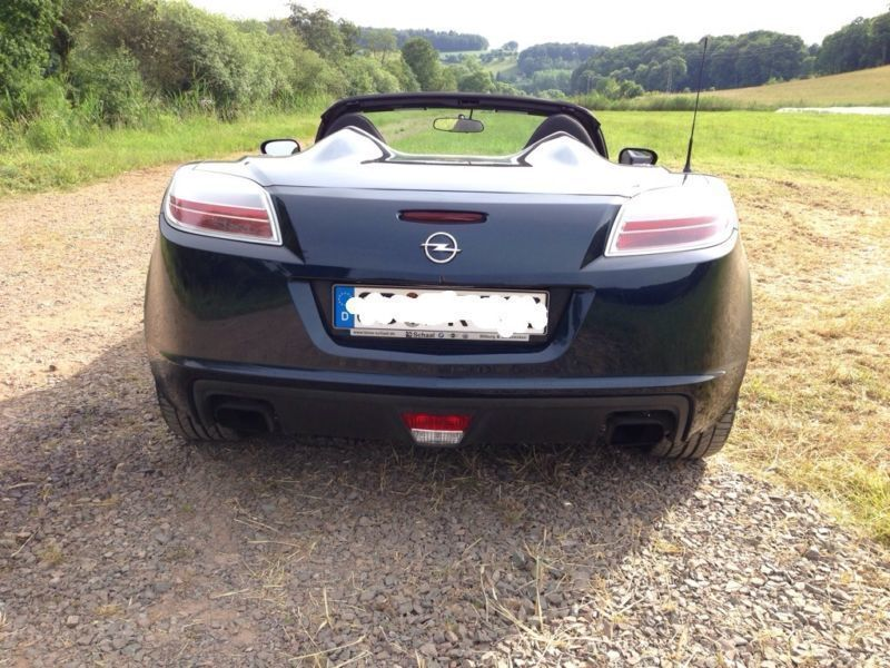 verkauft opel gt cabrio roadster l gebraucht 2009 km in nordrhein westfalen. Black Bedroom Furniture Sets. Home Design Ideas