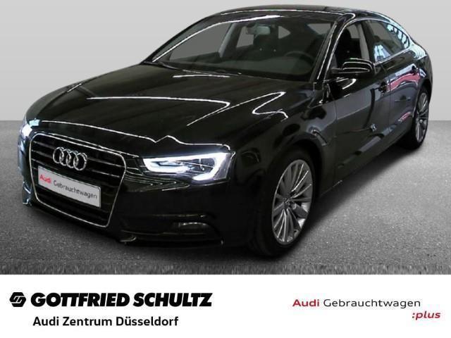 gebraucht Audi A5 Sportback 2.0 TDI Multitronic inklusive Anschlussgarantie - Klima,Xenon,Sitzheizung,Alu,Servo,AHK,