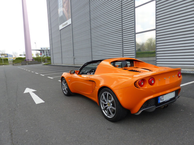 verkauft lotus elise mkii 111r hardtop gebraucht 2006 km in berlin. Black Bedroom Furniture Sets. Home Design Ideas