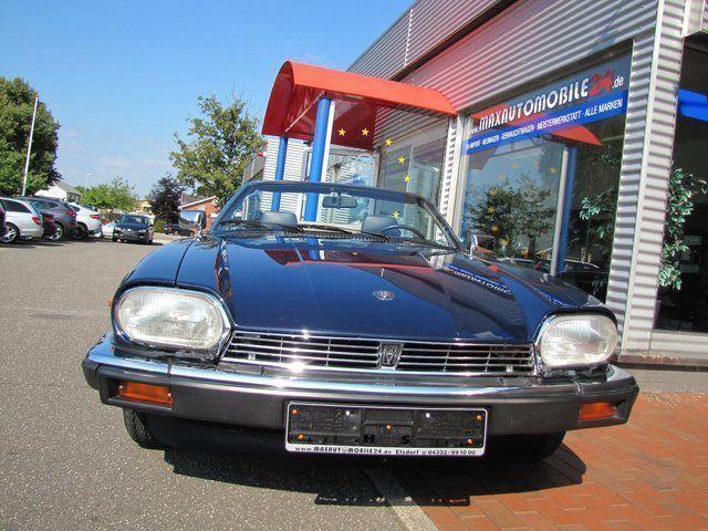 xjs gebrauchte jaguar xjs kaufen 137 g nstige autos zum verkauf. Black Bedroom Furniture Sets. Home Design Ideas
