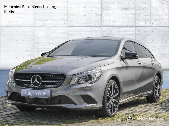 gebraucht d mercedes cla220 shooting brake 2016 km in sulza jena. Black Bedroom Furniture Sets. Home Design Ideas