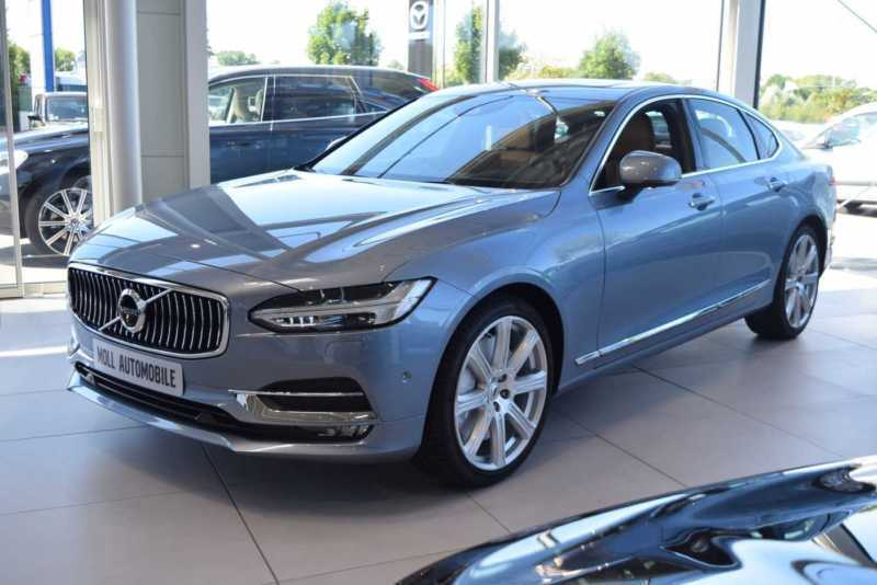 gebraucht t6 awd inscription led head up schiebedach volvo s90 2016 km in weiterstadt. Black Bedroom Furniture Sets. Home Design Ideas