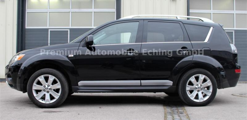 verkauft mitsubishi outlander 2 4 4wd gebraucht 2009 km in leichlingen rhei. Black Bedroom Furniture Sets. Home Design Ideas