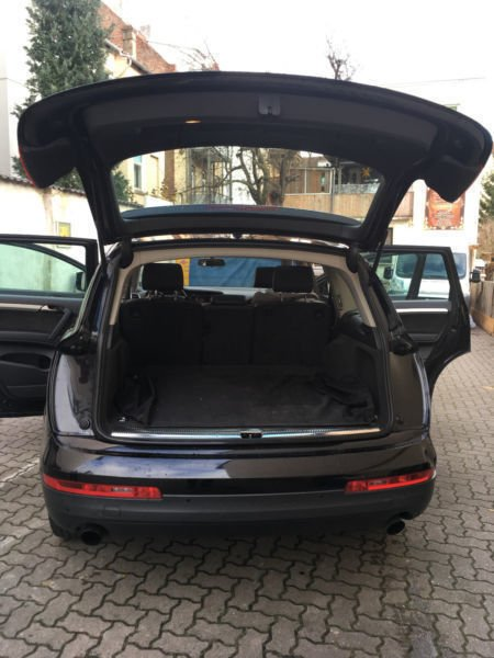 verkauft audi q7 3 0 tdi dpf quattro t gebraucht 2007 km in hildesheim. Black Bedroom Furniture Sets. Home Design Ideas