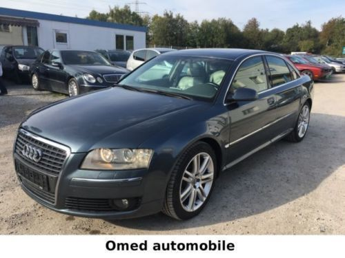 verkauft audi a8 3 0 tdi quattro gebraucht 2005 km in aachen haaren. Black Bedroom Furniture Sets. Home Design Ideas