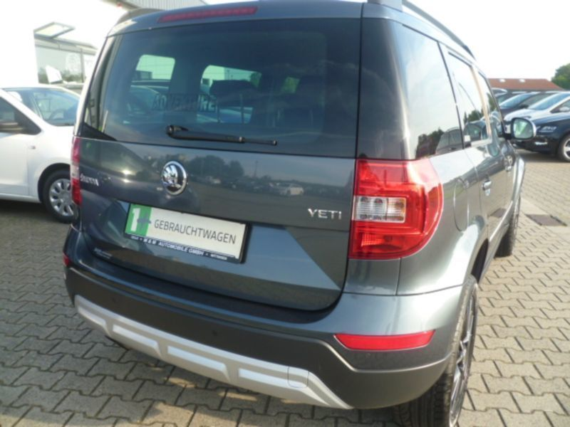 verkauft skoda yeti 1 4 tsi adventure gebraucht 2014 km in wittingen. Black Bedroom Furniture Sets. Home Design Ideas