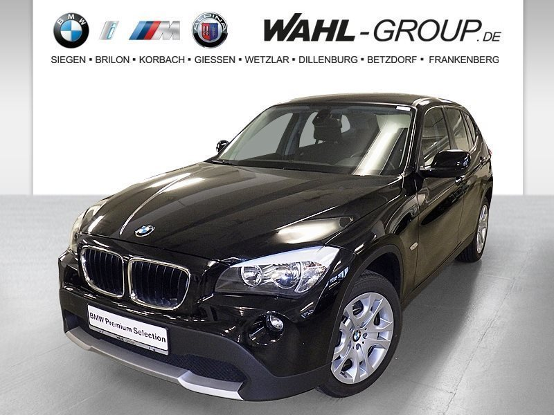 verkauft bmw x1 xdrive18d gebraucht 2011 km in. Black Bedroom Furniture Sets. Home Design Ideas