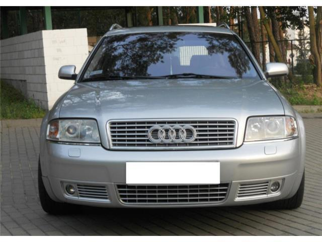 verkauft audi a6 avant 4 2 quattro gebraucht 2001 km in hof. Black Bedroom Furniture Sets. Home Design Ideas