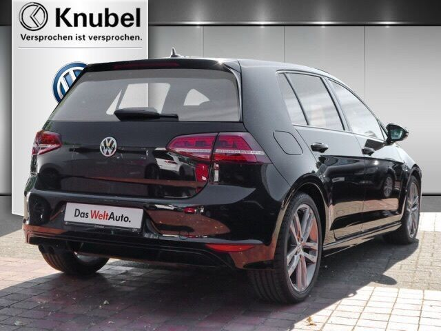 verkauft vw golf vii r line navi acc s gebraucht 2013. Black Bedroom Furniture Sets. Home Design Ideas