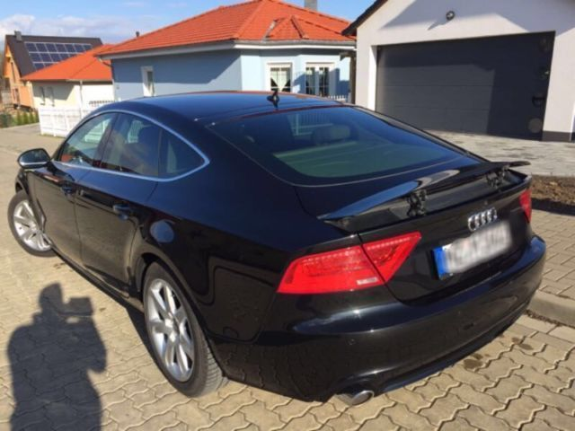 verkauft audi a7 gebraucht 2011 km in thale. Black Bedroom Furniture Sets. Home Design Ideas