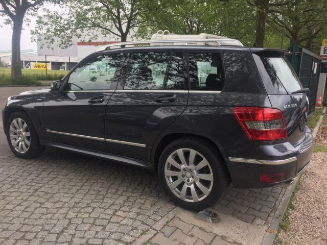 verkauft mercedes glk220 glk klassecdi gebraucht 2012 km in berlin. Black Bedroom Furniture Sets. Home Design Ideas