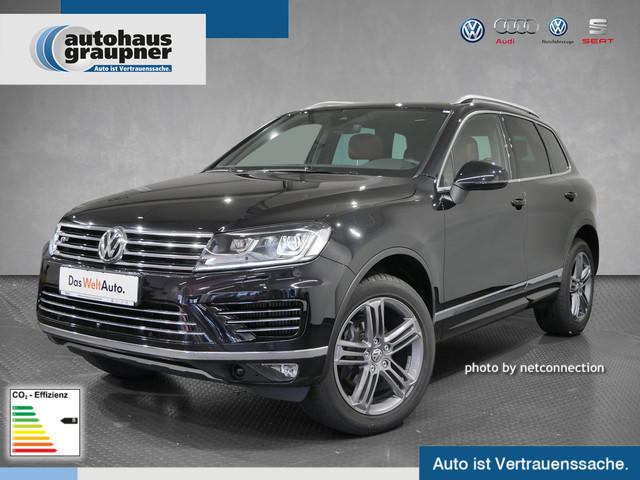 Verkauft Vw Touareg 3 0 Tdi V6 R Line Gebraucht 2017 17 575 Km