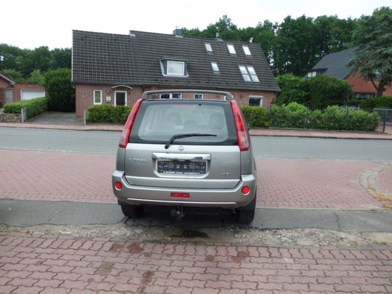verkauft nissan x trail comfort gebraucht 2006 km in westerr nfeld. Black Bedroom Furniture Sets. Home Design Ideas