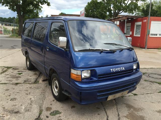 verkauft toyota hiace lang 15 sitze gebraucht 1996 km in berlin. Black Bedroom Furniture Sets. Home Design Ideas