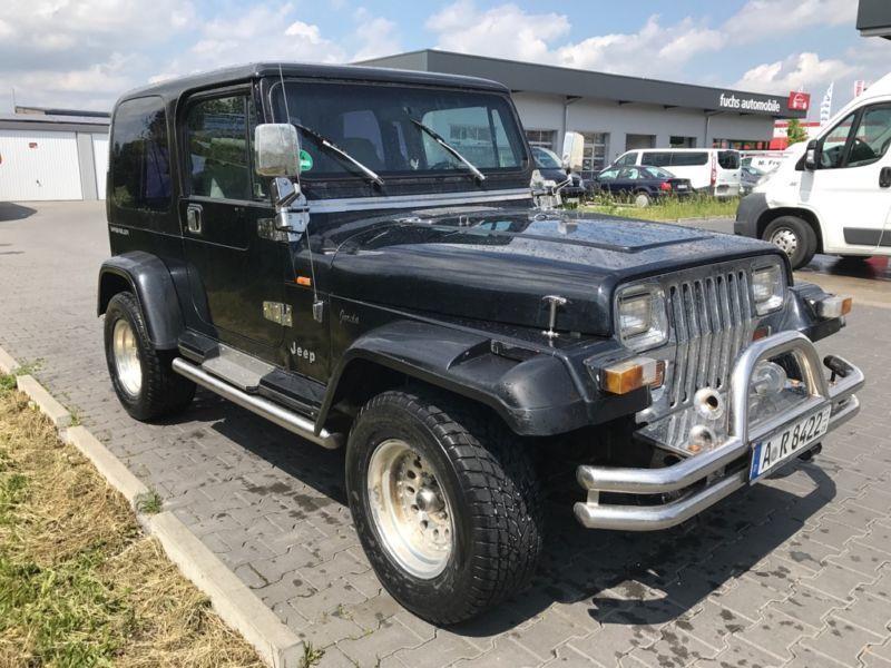 wrangler gebrauchte jeep wrangler kaufen 488 g nstige. Black Bedroom Furniture Sets. Home Design Ideas