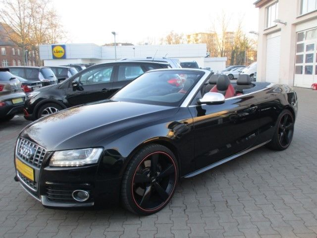 verkauft audi s5 cabriolet gebraucht 2011 km in berlin. Black Bedroom Furniture Sets. Home Design Ideas