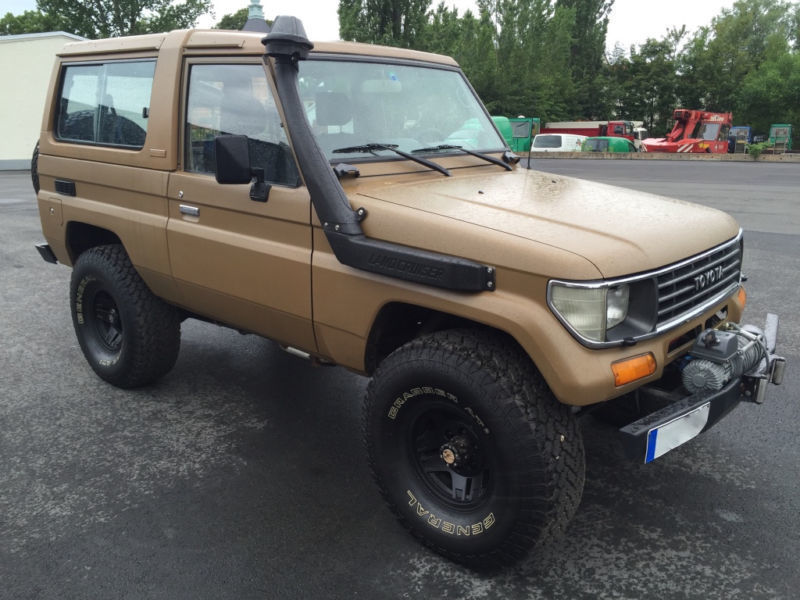 verkauft toyota land cruiser kzj 73 3 gebraucht 1996 km in zwickau. Black Bedroom Furniture Sets. Home Design Ideas