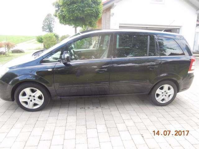 verkauft opel zafira 1 7 cdti ecoflex gebraucht 2011 km in taching am see. Black Bedroom Furniture Sets. Home Design Ideas