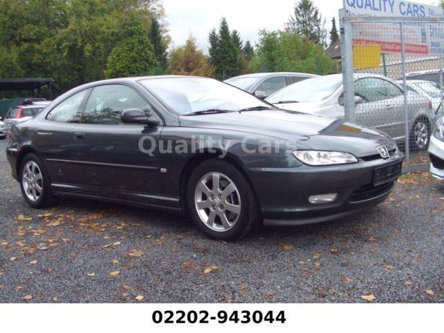 Verkauft peugeot 406 coupe 2 2 hdi fap gebraucht 2001 km in bergisch gladbach - Peugeot 406 coupe 2 2 hdi ...